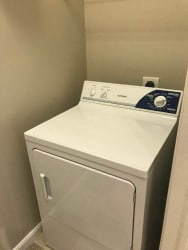 The Portifono Washer & Dryer at Renaissance at the Power Building, Cincinnati