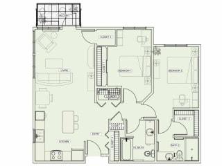 Floor Plan E2