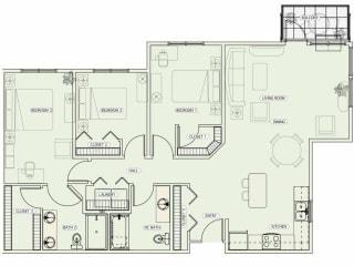 Floor Plan L3
