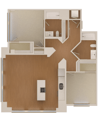 floorplan The Martson 94063