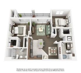 Floor Plan INYO