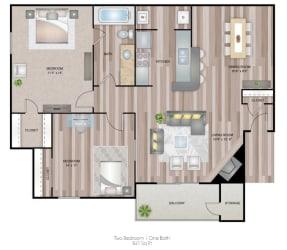 Floor Plan Cypress
