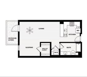 Floor Plan F1