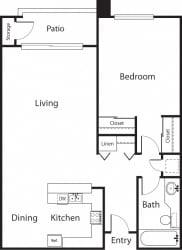 Floor Plan The Elms - Premier