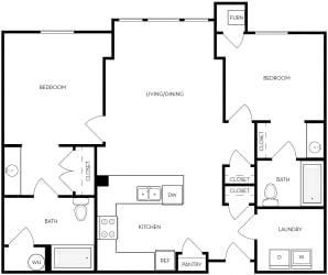 Floor Plan 2A