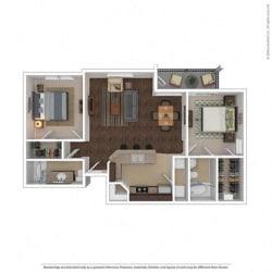 Floor Plan at Orion Prosper, Prosper, TX