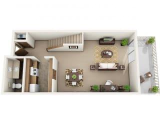 Floor Plan Buckeye