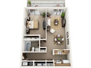 Floor Plan Pine