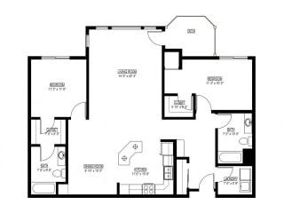 Waterstone Apartments in Minnetonka, MN L The Waterstone