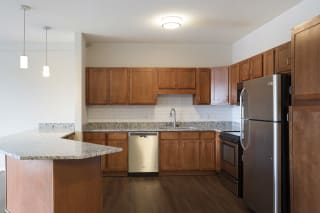 Cherrywood Cabinets at Waterstone Place, Minnetonka, MN