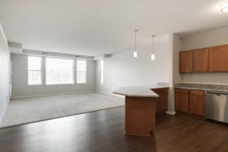 The Egret is our largest 2 BR + Den at Waterstone Place, Minnetonka, 55305