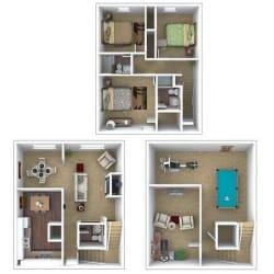Floor Plan C3R