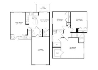 Floor Plan Hawthorne