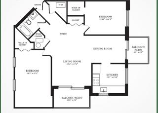 Floor Plan Willow II