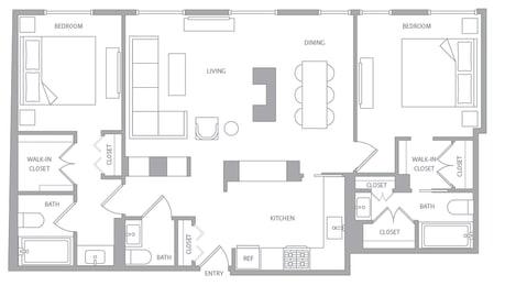 Floor Plan b20d