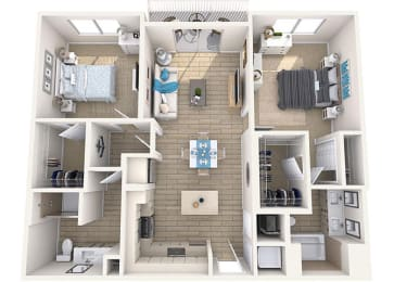Floor Plan Pompano