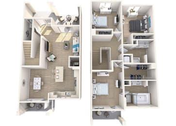 Floor Plan Tortuga
