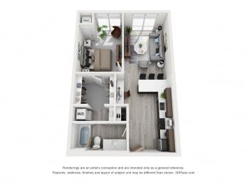Floor Plan Winchell