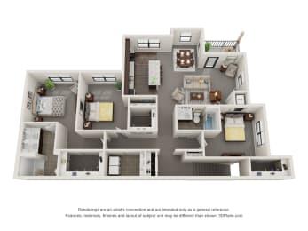 Floor Plan Henry
