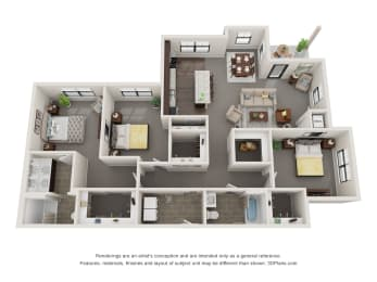 Floor Plan Highwood