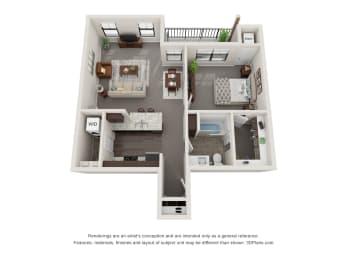 Floor Plan Kargel