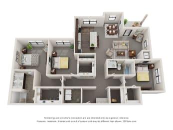Floor Plan Menomini