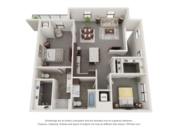 Floor Plan Pioneer