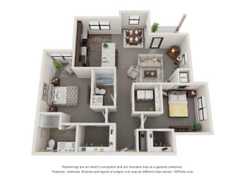 Floor Plan Ridge