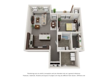 Floor Plan Taylor