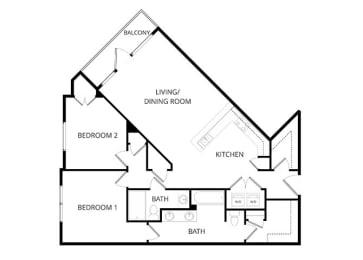 Floor Plan Everest