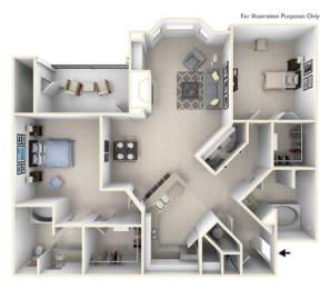 Floor Plan ATLANTA