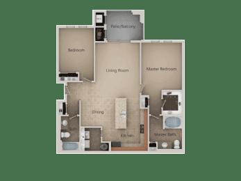 at San Marino Apartments, South Jordan, UT, 84095