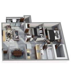 Floor Plan Medium
