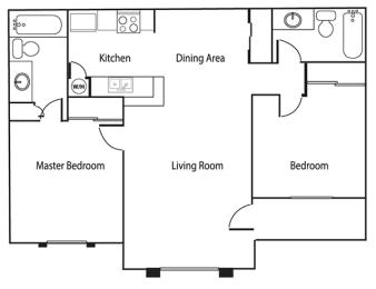 Floor Plan ROSEWOOD