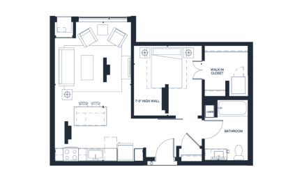 Floor Plan ARMSTRONG