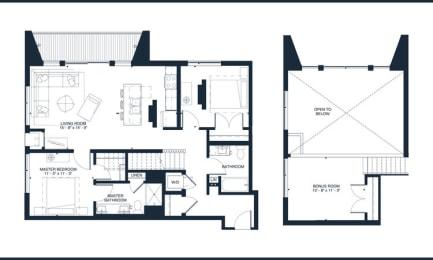 Floor Plan COOKE