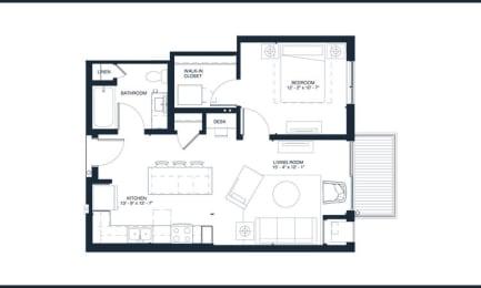 Floor Plan GARLAND