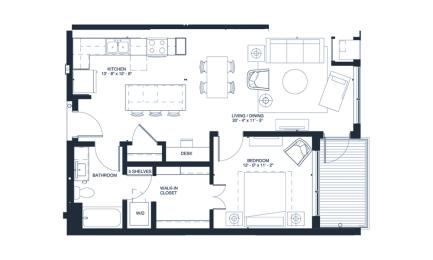 Floor Plan JOPLIN