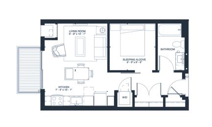Lennon floorplan layout