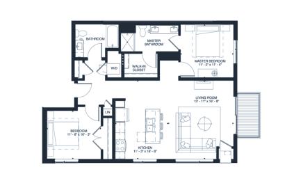 Floor Plan MORRISON