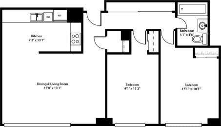 Floor Plan Duet