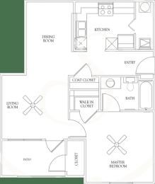 Floor Plan PLAN A2