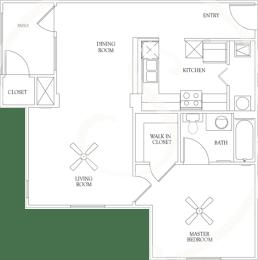 Floor Plan PLAN A3