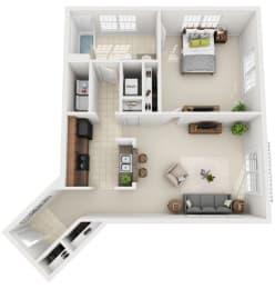 Floor Plan 1-E1