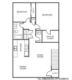 Floor Plan 2A Floor Plan