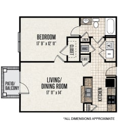 Floor Plan 1-A2