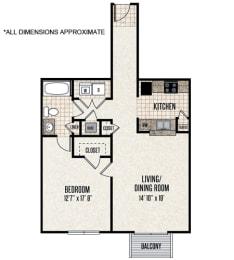 Floor Plan 1-A4
