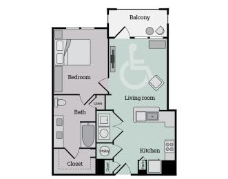 Floor Plan A2AHC