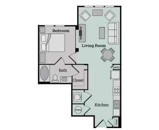 Floor Plan A3S