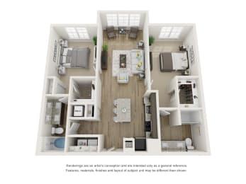 Floor Plan B1S.1